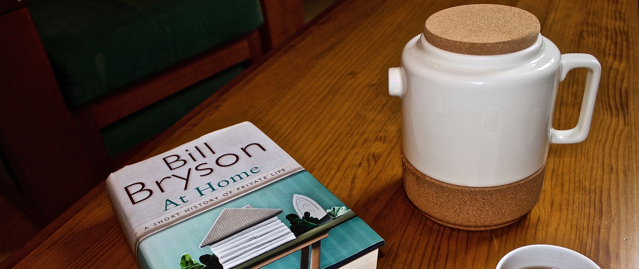 Book Review - At Home Bill Bryson