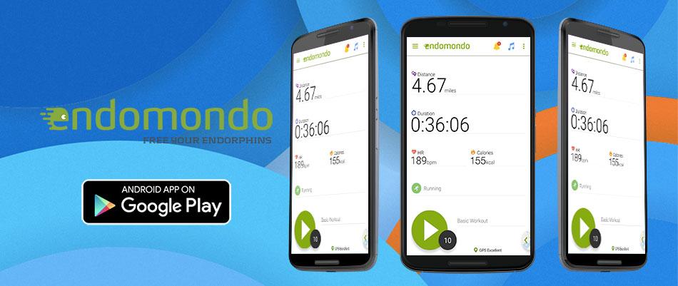 endomondo - 15 melhores aplicações android grátis