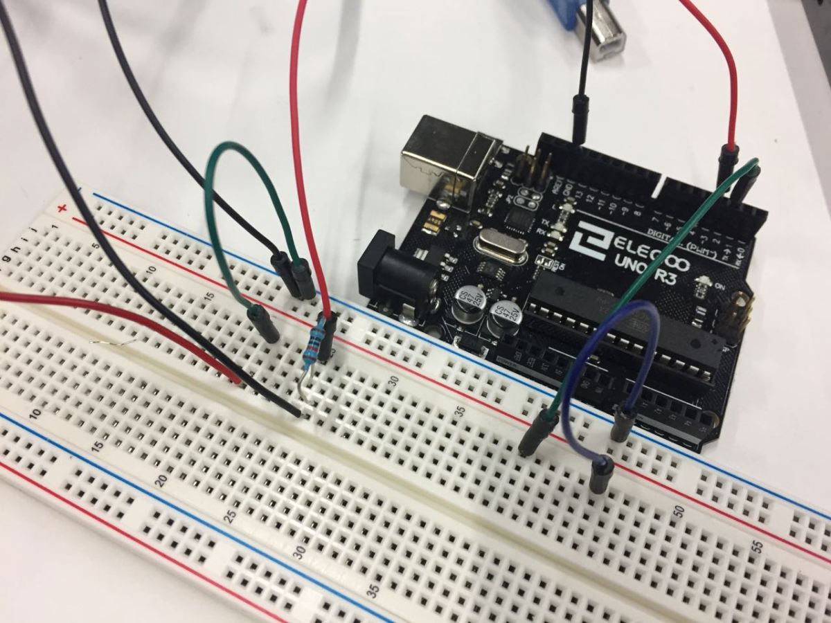 I Am Sensor – Twitch (tilt switch) code and circuit