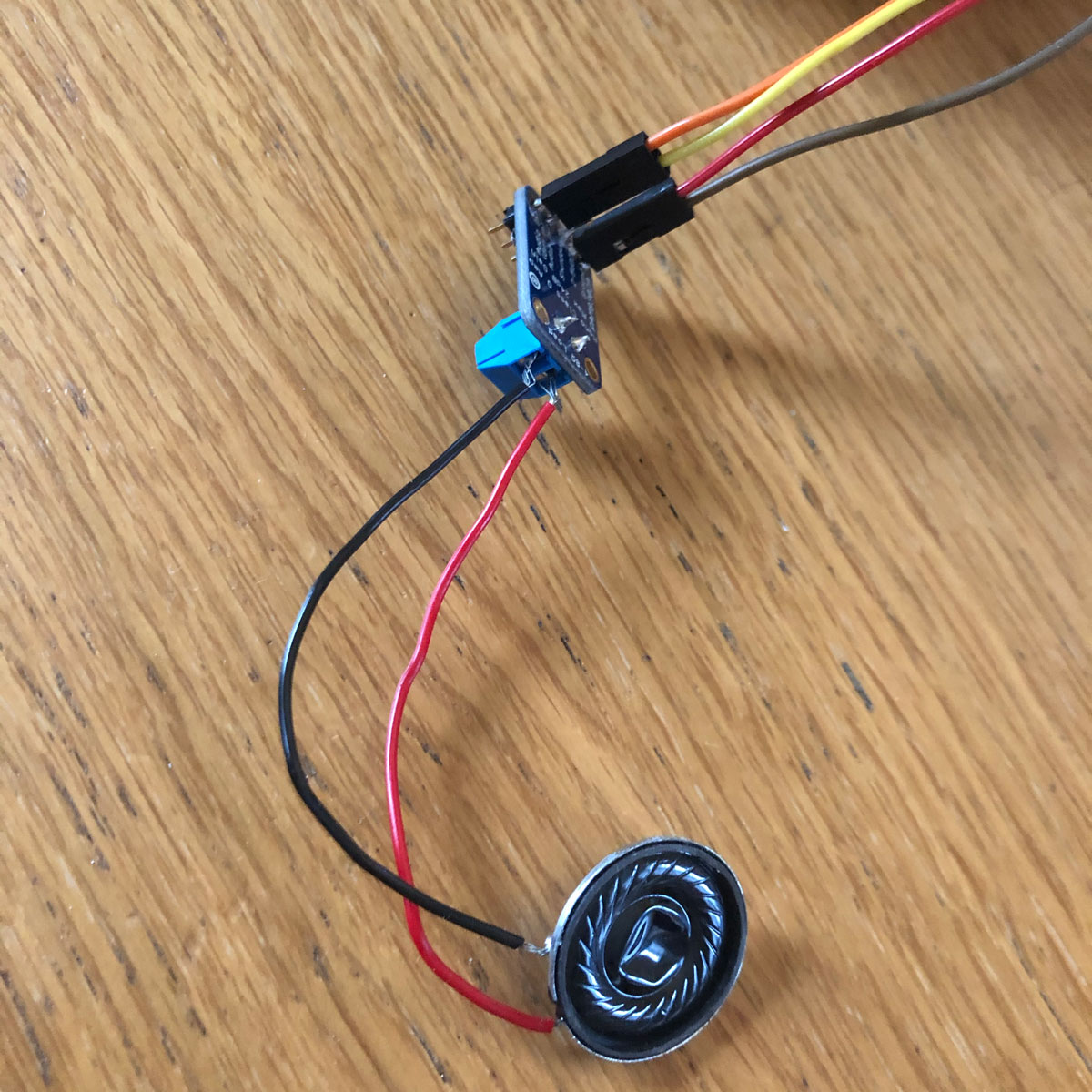 Wiring for new mini amplifiers