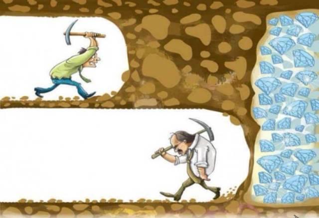 成功,往往屬於堅持最久的人