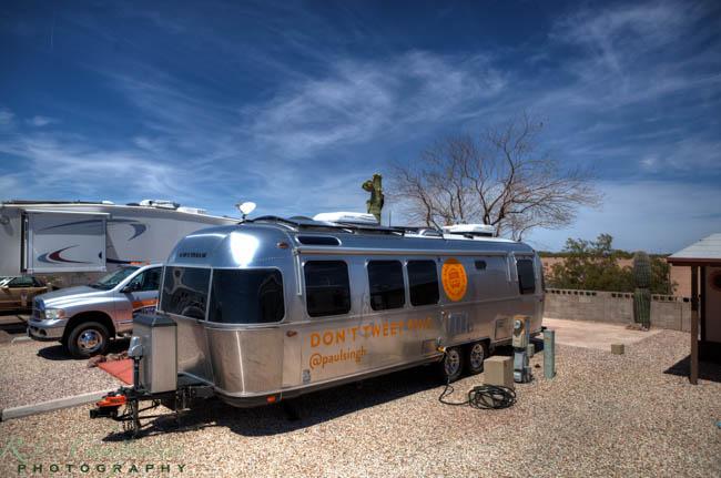 Airstream Solar System - Paul Singh's Airstream