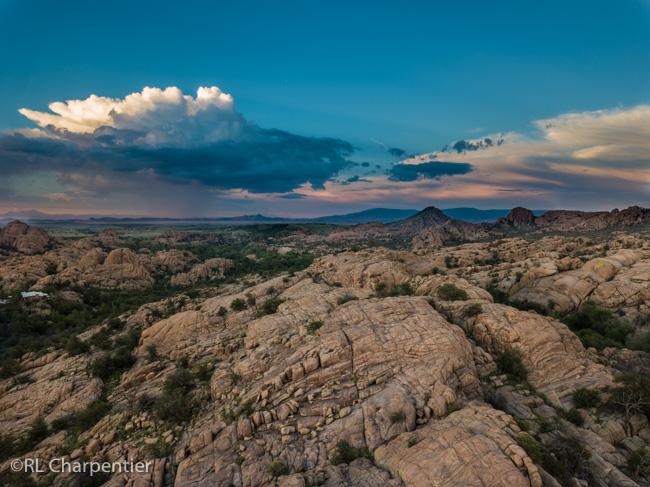 Prescott Drone Photographer Rich Charpentier AZ Drone