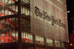 New York Times photo