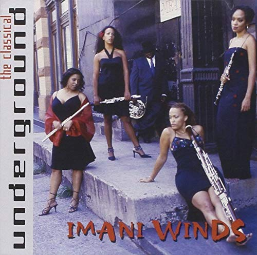 Imani Winds - The Classical Underground