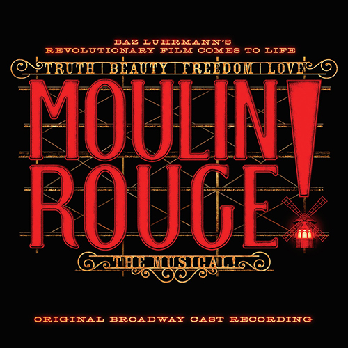 Moulin Rouge - Original Broadway Cast Recording