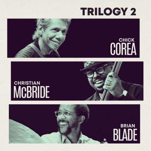 Chick Corea - Trilogy 2 cd cover