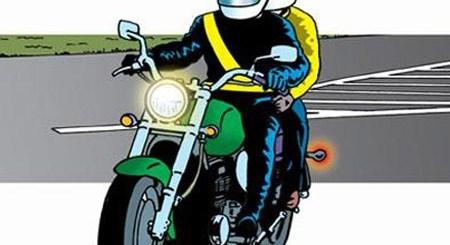 мотоцикл+пассажир