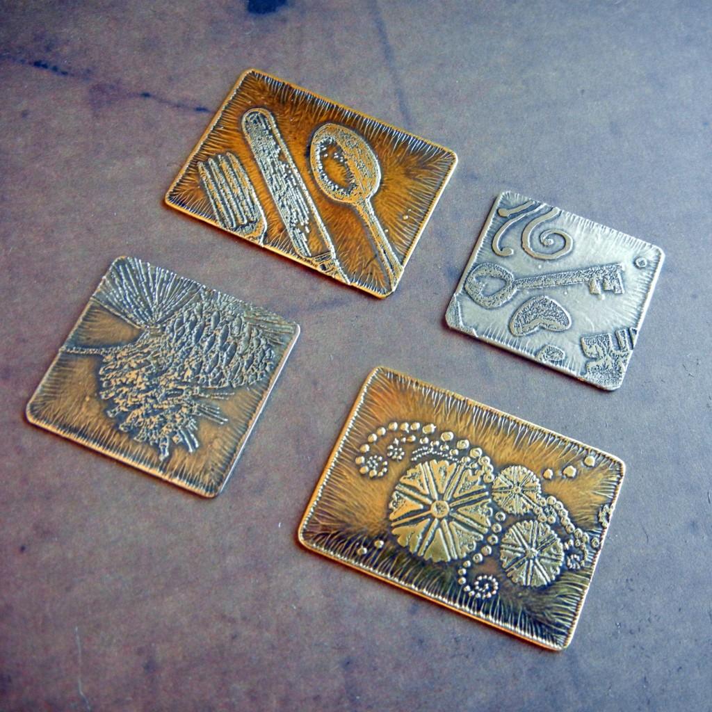 Metal Stamping Kit Jewelry Making