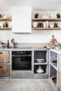 acier beton cuisine