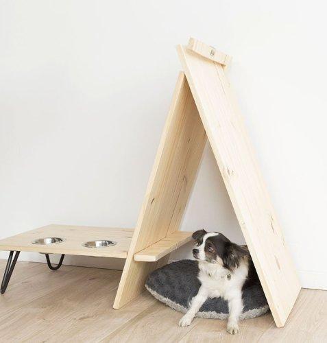 niche chien diy
