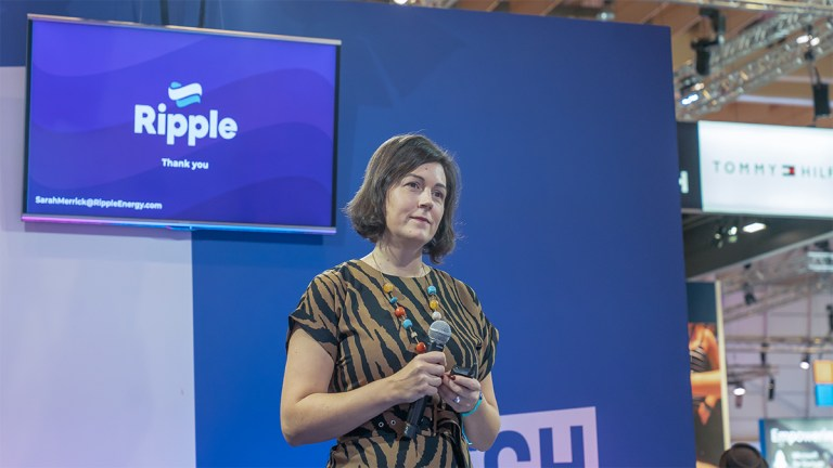 Ripple at the 2019 Web Summit