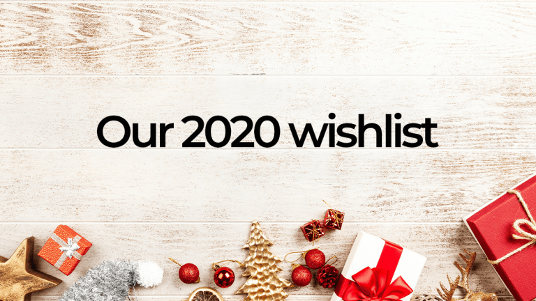 Our 5 clean energy wishes for 2020