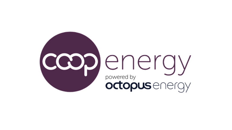 Co-op Energy – our first supplier!