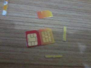 Pengalaman memotong Sim Card standard menjadi Micro Sim Card 04