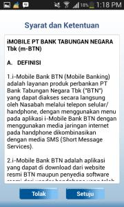 03 syarat & ketentuan imobile BTN