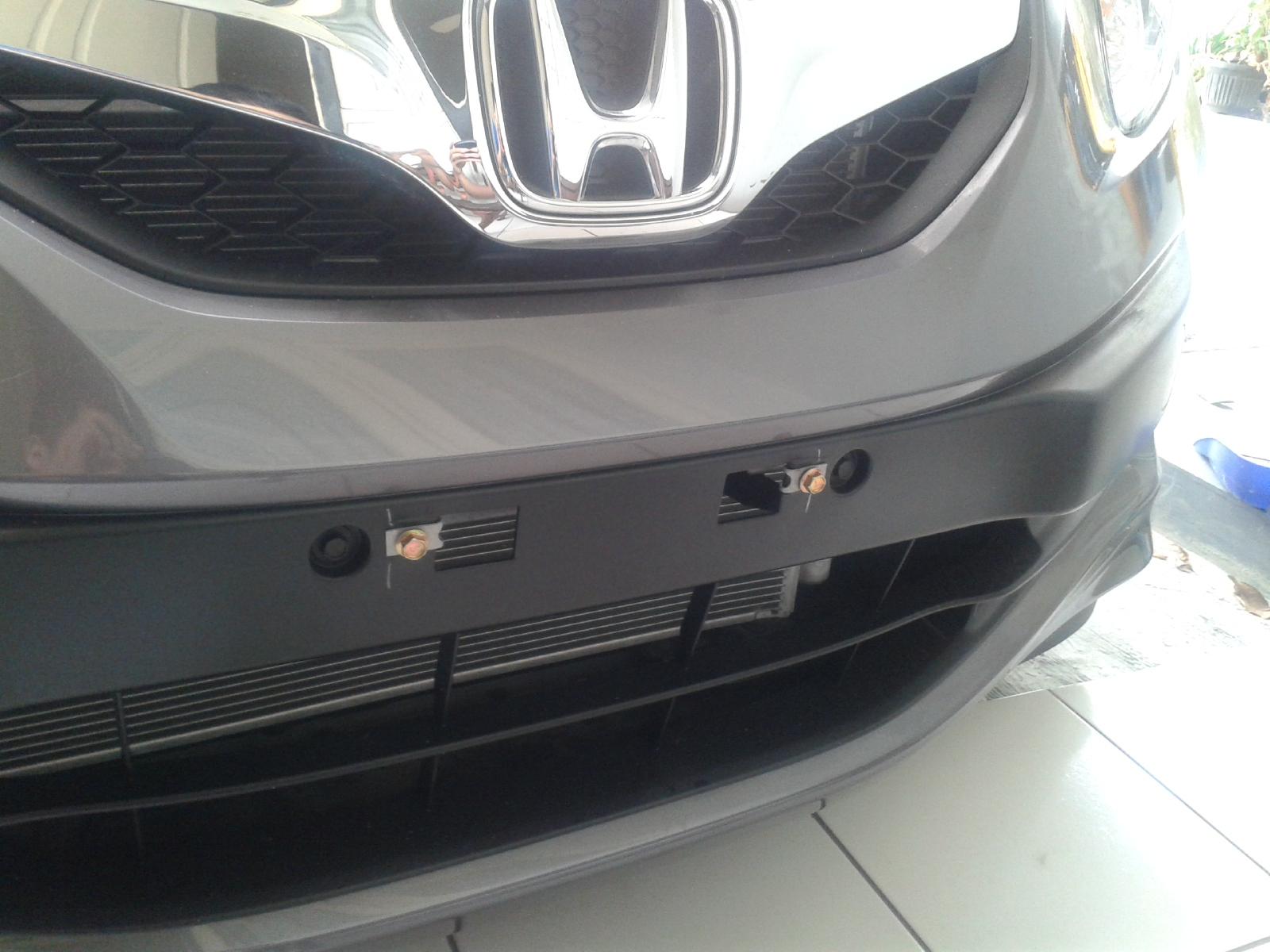 Cara Memasang Plat Nomor Mobil Frame Cover Bingkai Motor Tempat Nomer Brio Satya S Depan