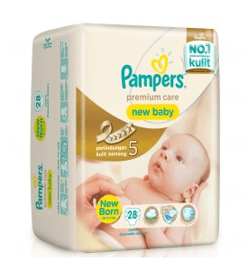 pampers new born - bilna - orami