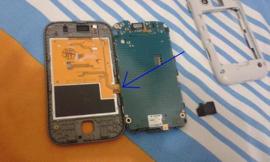 Membongkar Samsung Galaxy Y-2