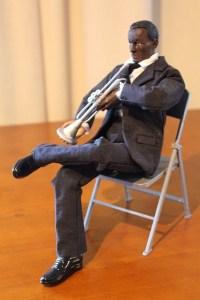 Miles Davis Action Figure