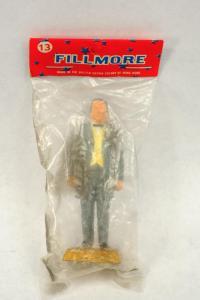 Millard Fillmore Action Figure