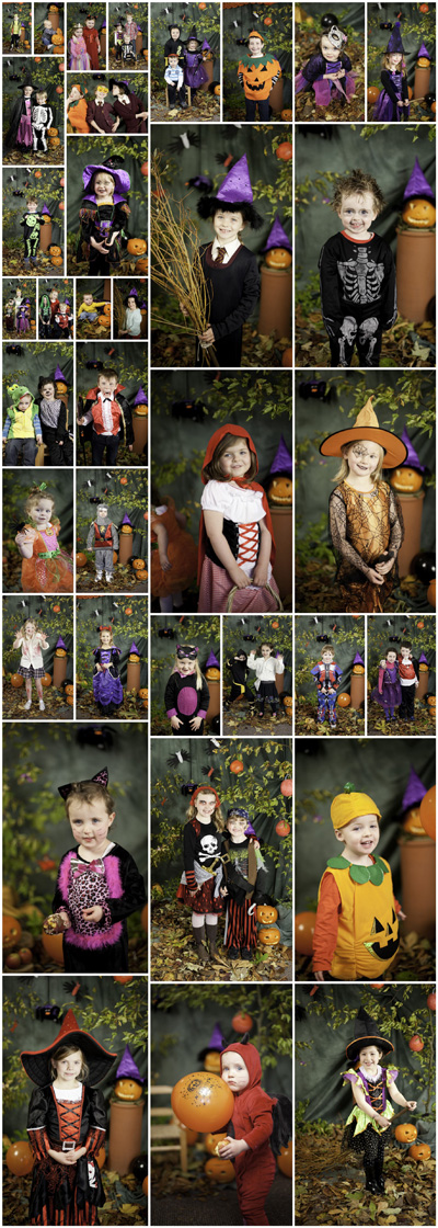 Pics from the Halloween Dress Up for Crumlin