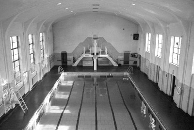 The Loughborough Colleges 25yd Pool, circa 1991