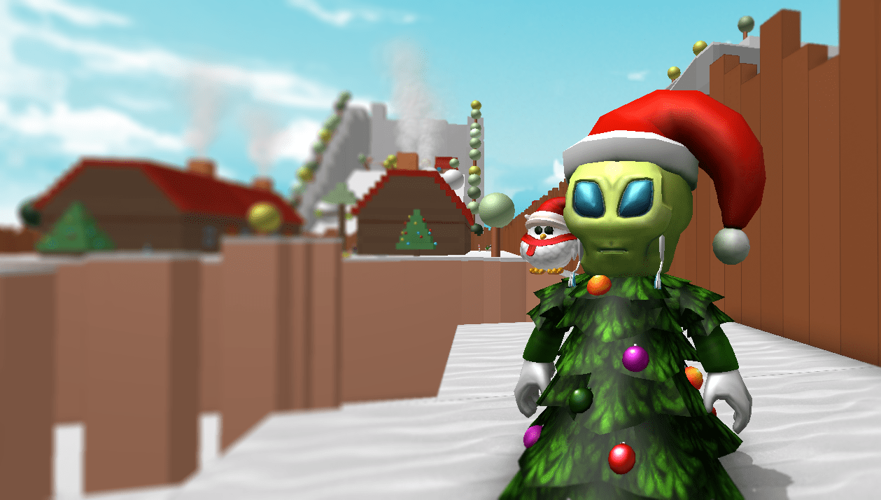 Redeem ROBLOX Cards In December Amp Get Holiday Items