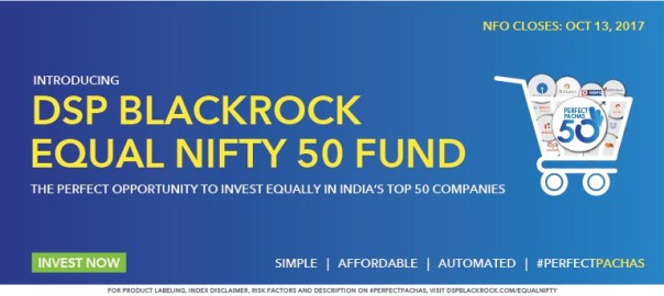 Dsp Black rock equal-nifty-50-fund rating review