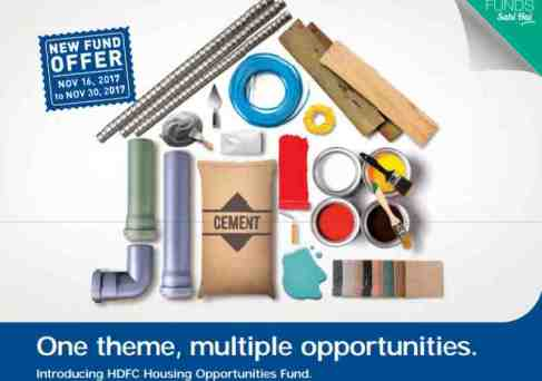 HDFC housing Opportunities fund rating review