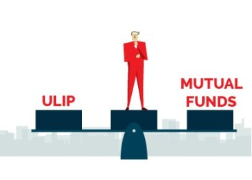 mutual fund or ULIP Insurance