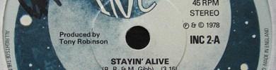 Richard Ace - Stayin'Alive
