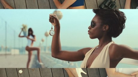 Metronomy, Clip The bay