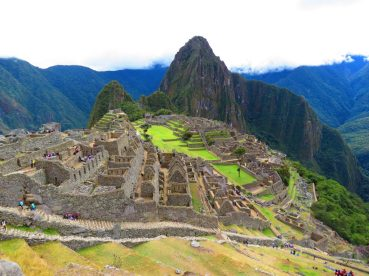best places to live in south america, machu picchu