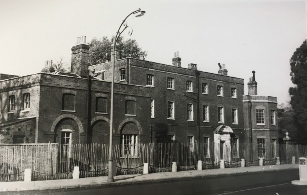 Downshire House c1960 when owned by the London County Council