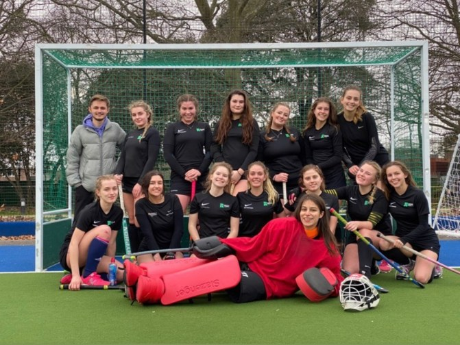 Women's Hockey 1