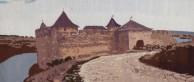 Хотинская крепость. 2005 год