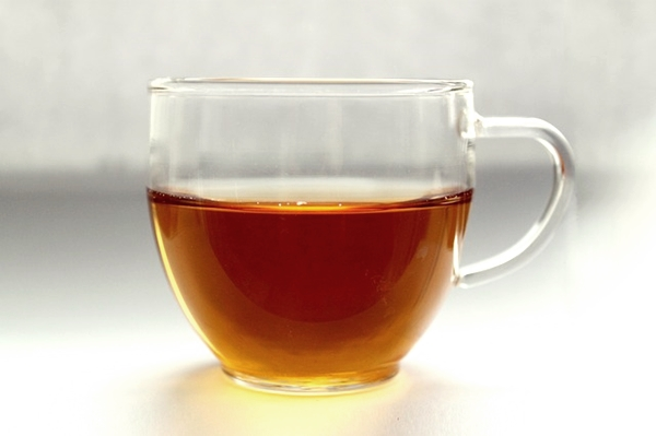 ceasca de ceai bio