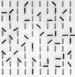 Крючки при помощи которых создавались композиции (1964)