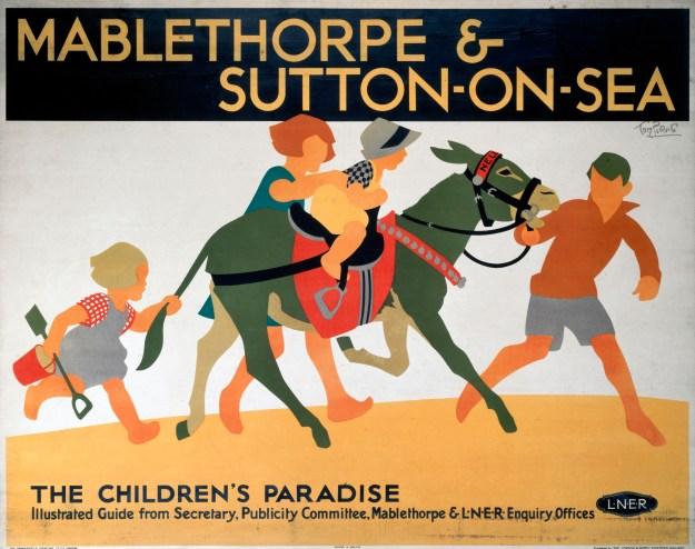 sspl_10170677_1927 Том Парвис, классический плакат Англии Том Парвис. Первый дизайнер Великобритании. sspl 10170677 1927