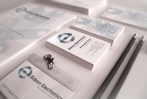 Eldron Electronics, фирменный стиль, все в кучу Eldron Electronics, фирменный стиль, 2014 год. Фирменный стиль для Eldron Electronics 5