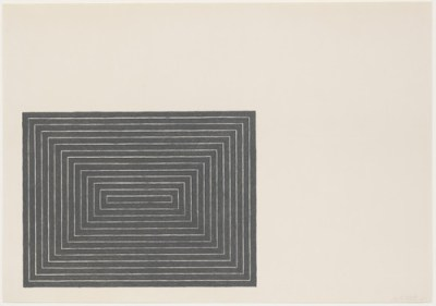 Frank-Stella7 минимализм в дизайне МИНИМАЛИЗМ – ПРИНЦИП БРИТВЫ ОККАМА В ДИЗАЙНЕ Frank Stella7