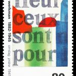 Хендрик Николас Веркман Хендрик Николас Веркман ( 1882 - 1945) замечательный голландский дизайнер, типограф и художник-футурист. Хендрик Николас Веркман MVC01 NVPH 1631 X