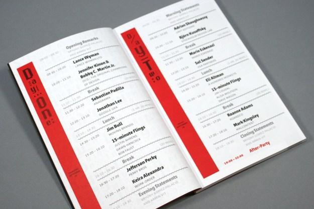bnconf_2014_identity_program_inside_01 Фирменный стиль Чикагской конференции по корпоративной идентичности. Фирменный стиль Чикагской конференции по корпоративной идентичности. bnconf 2014 identity program inside 01