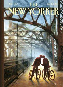 CV1_TNY_07_28_14Drooker.indd ДИЗАЙН ОБЛОЖЕК NEW YORKER УХОДЯЩЕГО ГОДА ДИЗАЙН ОБЛОЖЕК NEW YORKER УХОДЯЩЕГО ГОДА New Yorker 2014 14