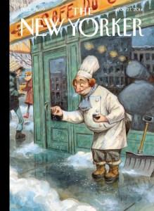 CV1_TNY_01_27_14DeSeve.indd ДИЗАЙН ОБЛОЖЕК NEW YORKER УХОДЯЩЕГО ГОДА ДИЗАЙН ОБЛОЖЕК NEW YORKER УХОДЯЩЕГО ГОДА New Yorker 2014 27