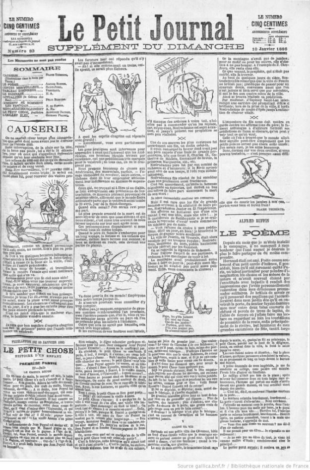 Le Petit Journal 0