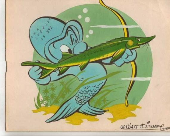 Подводная лодка USS Sterlet Дисней против Гитлера МУЛЬТЯШКИ ДИСНЕЯ ПРОТИВ ГИТЛЕРА                               USS Sterlet