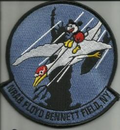 Эмблемма базы ВМФ Флойд Беннет Филд