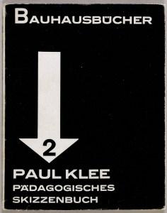 типографика Баухаус tipografika-bauxauz Типографика Баухауз, 20-е годы Типографика Баухауз, 20-е годы 2 Paul Klee Pa 776 dagogisches Skizzenbuch1 1